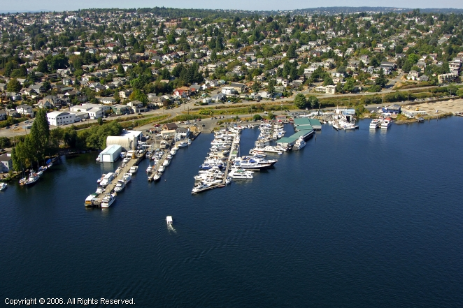 Seattle Marina