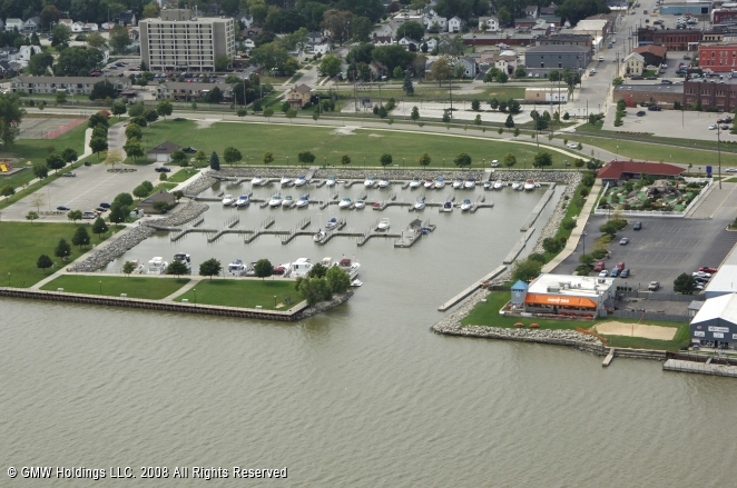 Bay City (MI) United States  city images : Liberty Harbor Marina in Bay City, Michigan, United States