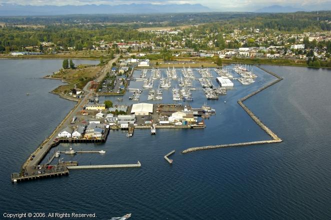 Blaine Harbor