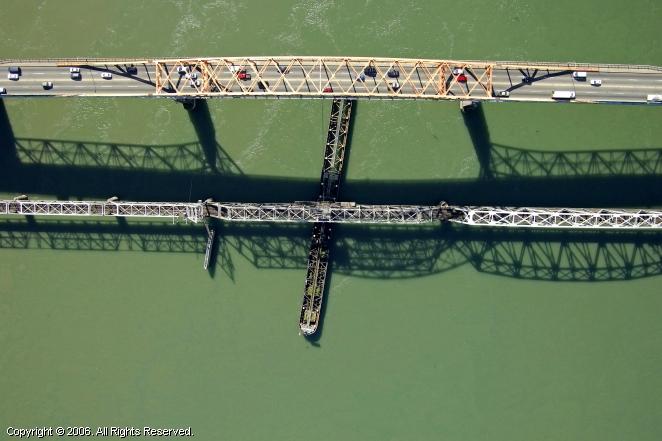 Fraser River Canadian National Railway Bridge
