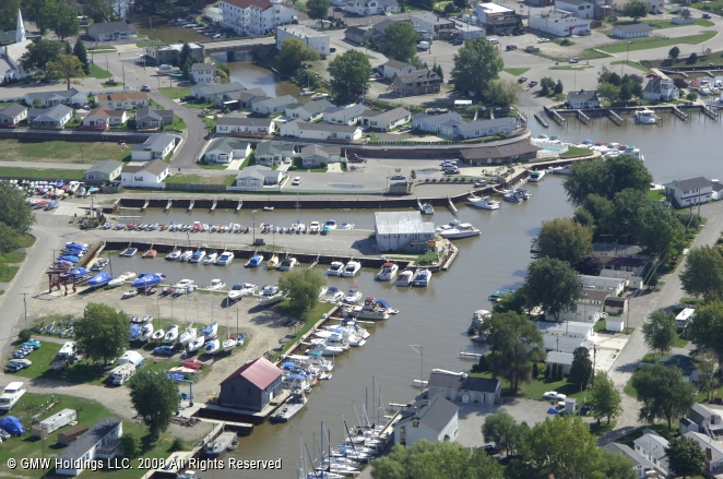 Saginaw (MI) United States  city pictures gallery : Saginaw Marina in Caseville, Michigan, United States