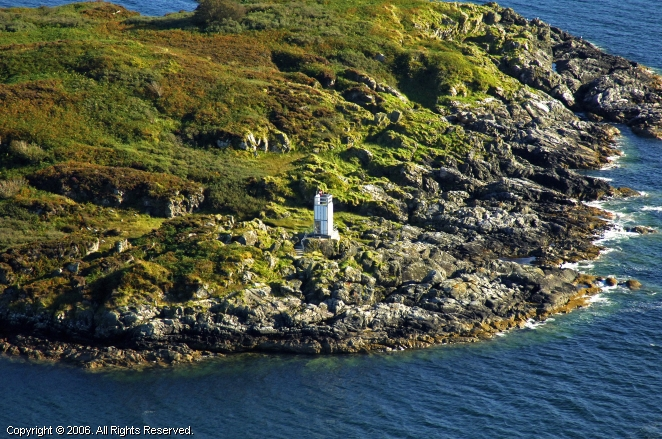 Sandaig New Lighthouse