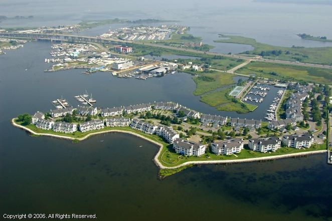 Oyster Cove Condominium Marina
