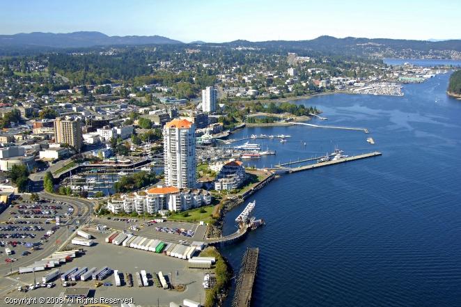 Address On Vancouver Island Canada
