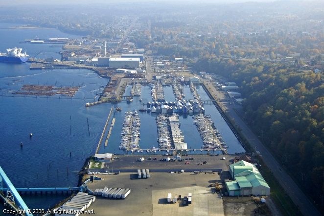 Port Angeles (WA) United States  City new picture : Port of Port Angeles in Port Angeles, Washington, United States