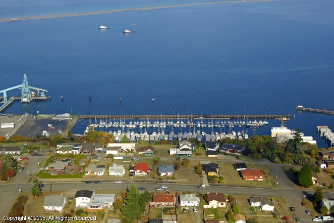 Port Angeles (WA) United States  city pictures gallery : Port Angeles Yacht Club in Port Angeles, Washington, United States