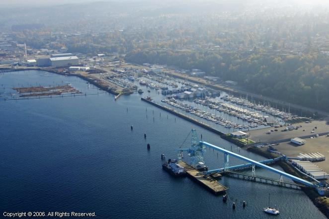Port Angeles (WA) United States  city photo : Port Angeles Yacht Club in Port Angeles, Washington, United States
