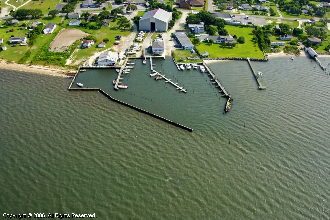 harkers island fishing center in harkers island north