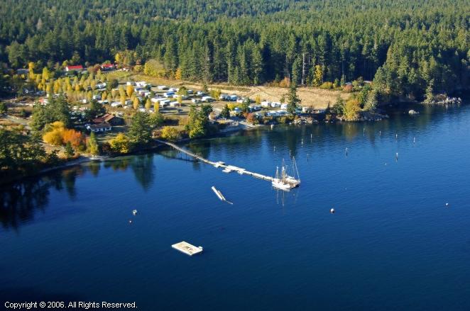Becher Bay Marina & Campground