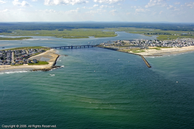 Hampton (NH) United States  city images : Hampton Harbor Inlet, Hampton, New Hampshire, United States