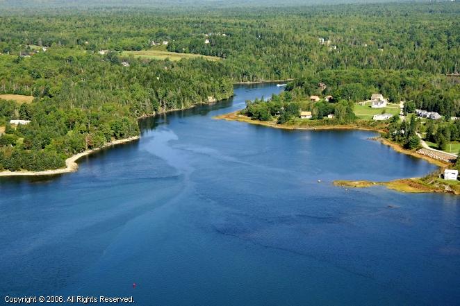 Ellsworth (ME) United States  city images : Union River Inlet, Ellsworth, Maine, United States