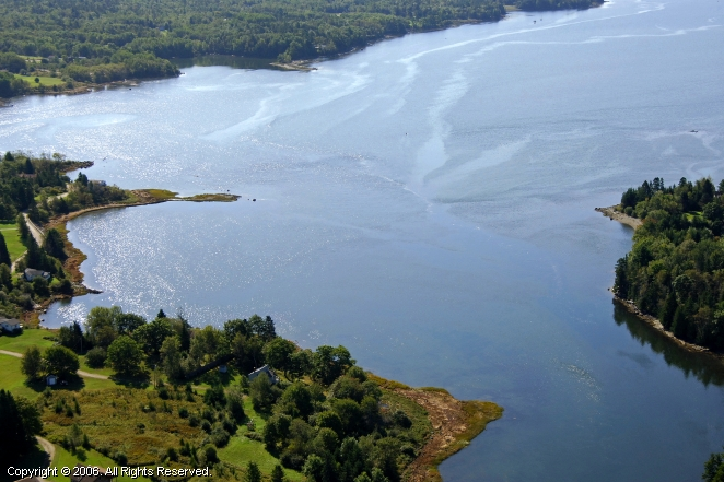 Ellsworth (ME) United States  city photos gallery : Union River Inlet, Ellsworth, Maine, United States