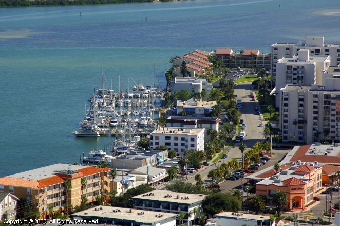 Clearwater (FL) United States  City new picture : Clearwater Yacht Club in Clearwater Beach, Florida, United States