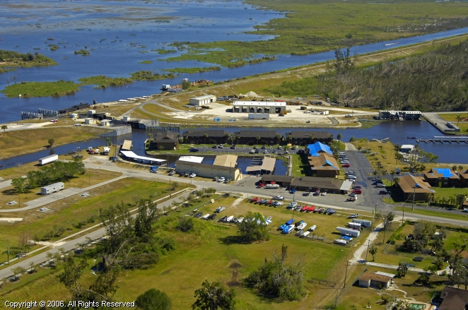 Clewiston (FL) United States  city photos : Angler's Marina in Clewiston, Florida, United States