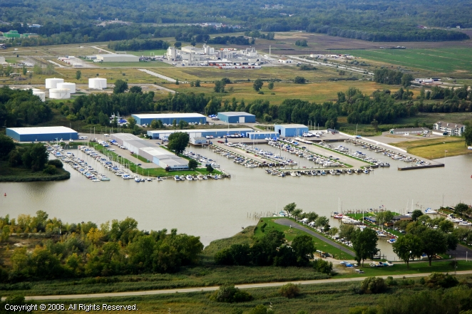 Bay City (MI) United States  City new picture : Bay Harbor Marina in Bay City, Michigan, United States