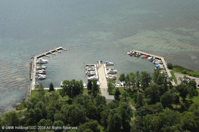 Beaver Island State Park Marina