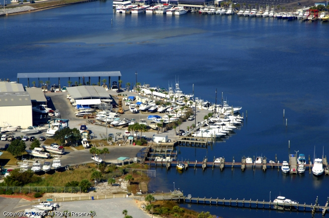 Florida City (FL) United States  City new picture : Treasure Island Marina in Panama City Beach, Florida, United States
