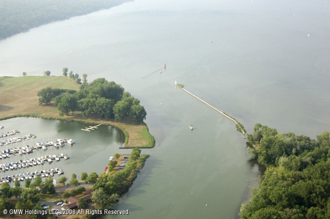 Ithaca (NY) United States  City new picture : Cayuga Inlet, Ithaca, New York, United States