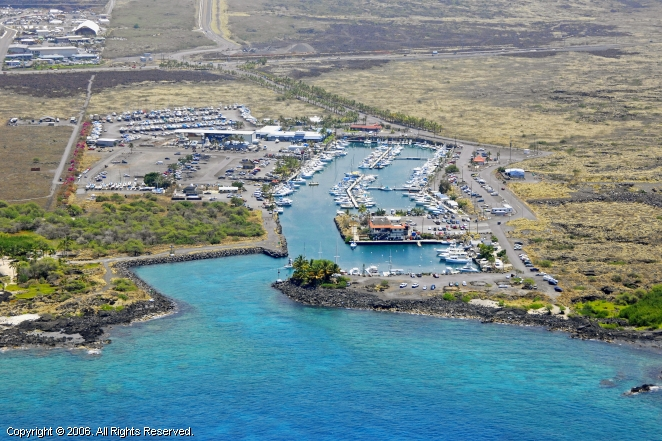 Marinas Hawaii Big Island