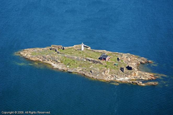 Gustavsvarn Lighthouse