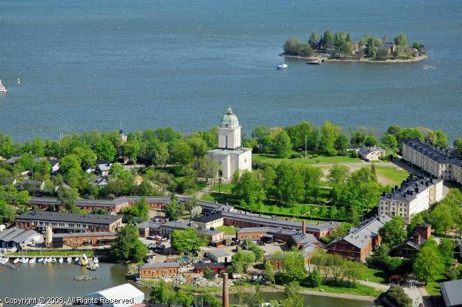 Suomenlinna Church Lighthouse