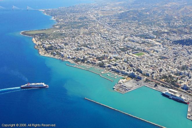 Patra Greece  City new picture : Port Of Patras, Patras, Greece