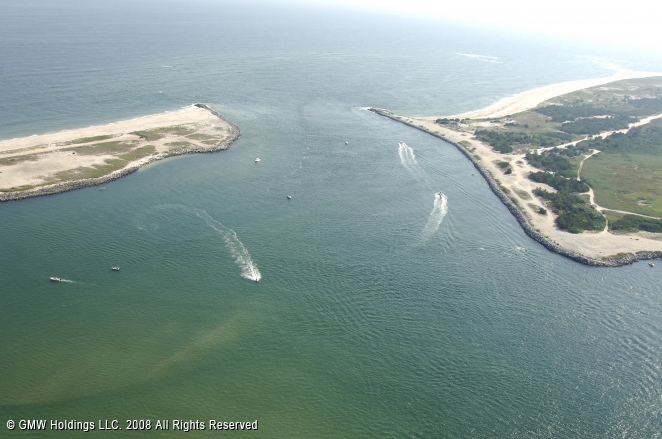Moriches Bay Inlet