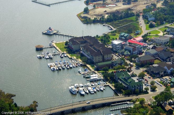 Manteo Waterfront Marina