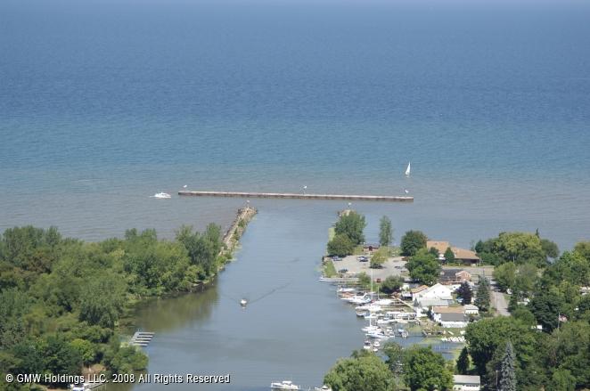 Point Breeze Harbor Inlet