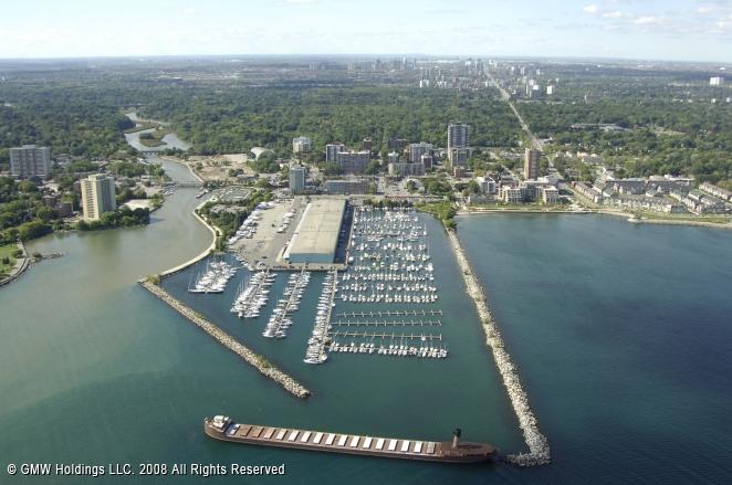 Port Credit Harbour Marina