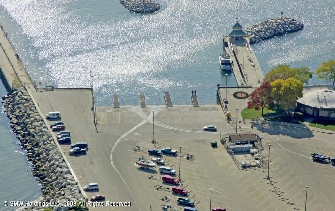 McKinley Marina Ramps