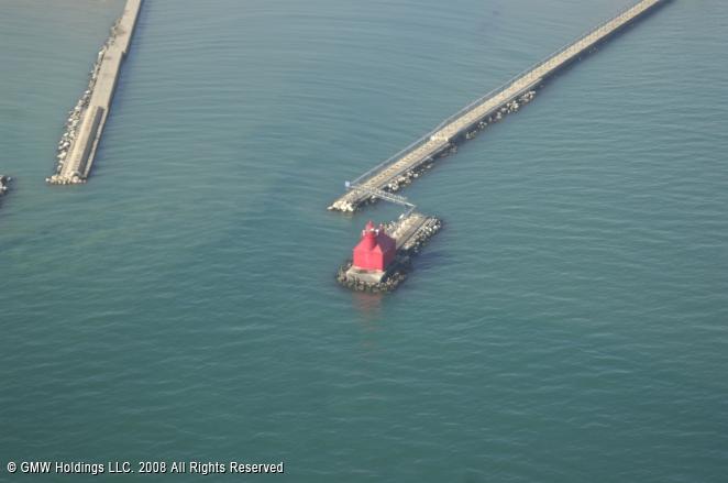 Sturgeon Bay Ship Canal Lighthouse