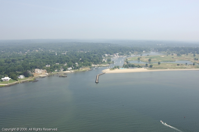 Southport Harbor Inlet