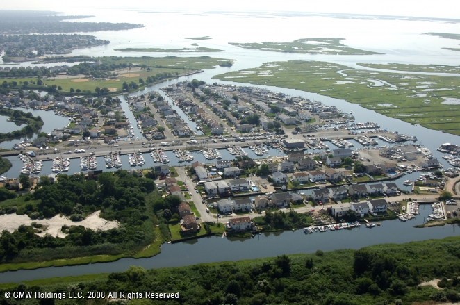 Treasure Island Marina