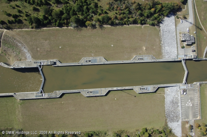 Howell Heflin Lock and Dam