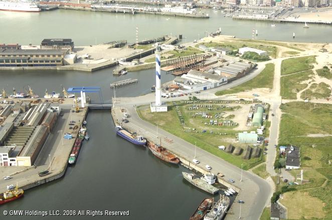 Ostend Lighthouse - Lange Nelle