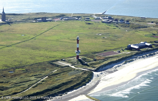 Wangerooge Lighthouse