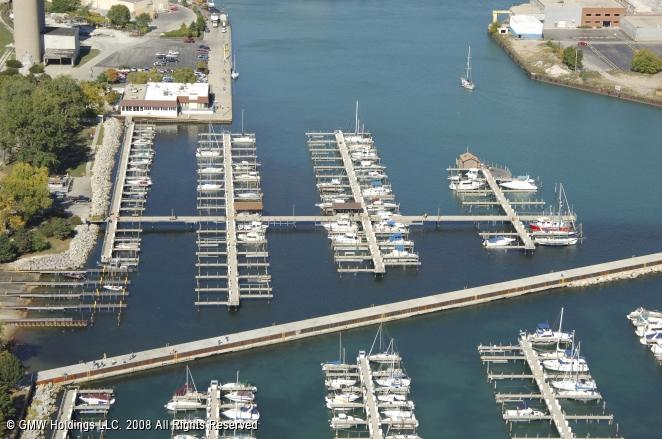 Waukegan (IL) United States  City new picture : Waukegan Harbor Marina in Waukegan, Illinois, United States