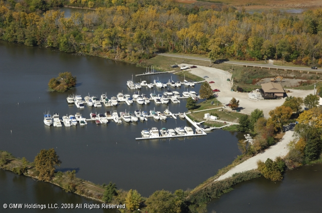 Ottawa (IL) United States  City pictures : Starved Rock Yacht Club in Ottawa, Illinois, United States