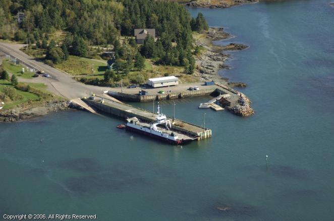 Deer Island Nb To Letete Nb Ferry