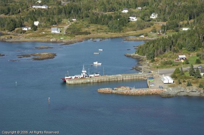 Restaurants On Canada Deer Island New Brunswick