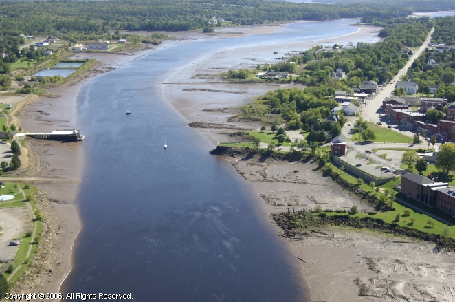 Saint Croix River/Calais