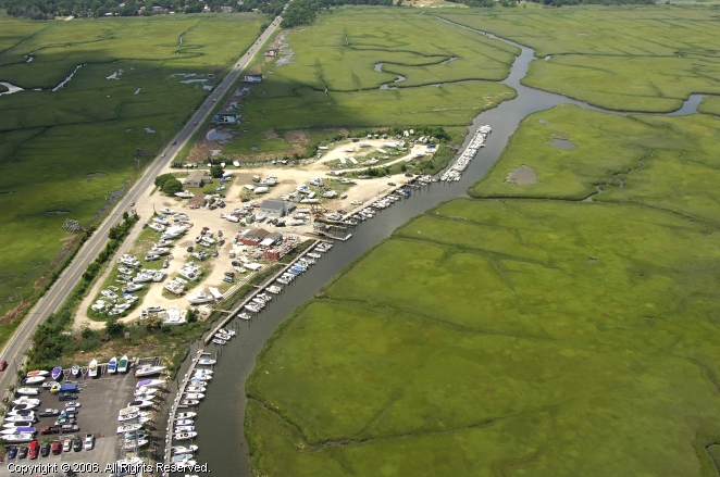 Hackney's Boat Yard
