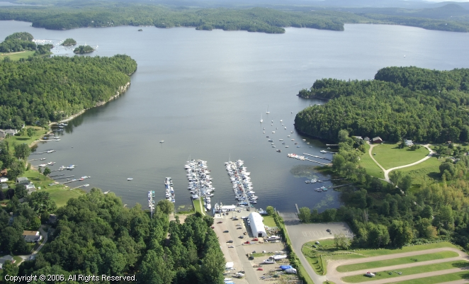 Colchester (VT) United States  city photos gallery : Champlain Marina in Colchester, Vermont, United States