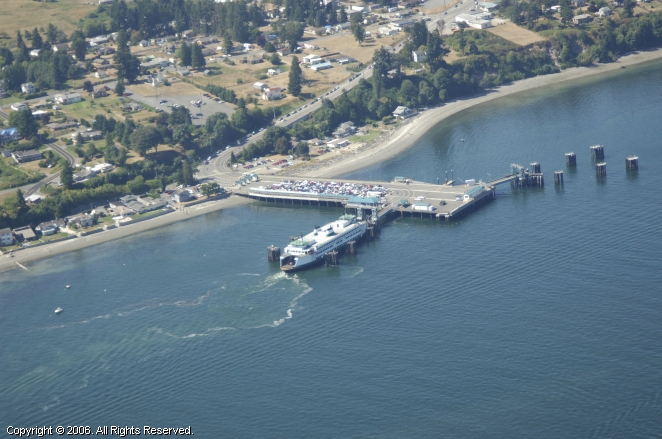 Clinton Whidbey Island Ferry
