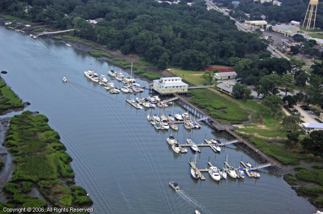 Beaufort (SC) United States  City pictures : Lady's Island Marina in Beaufort, South Carolina, United States