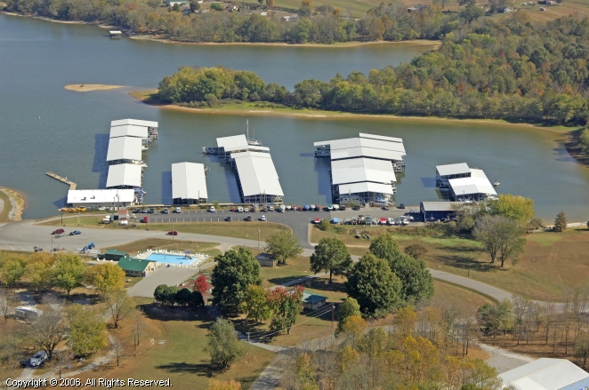 Cadiz (KY) United States  city photo : Prizer Point Marina in Cadiz, Kentucky, United States