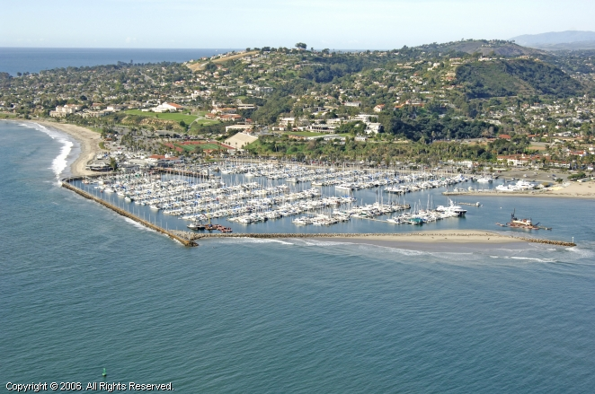 Santa Barbara (CA) United States  city photos : Santa Barbara Harbor in Santa Barbara, California, United States