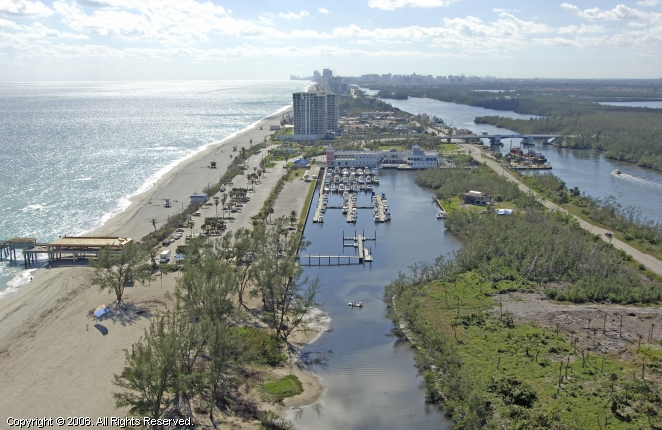 Dania (FL) United States  City pictures : Dania Beach Marina in Dania, Florida, United States