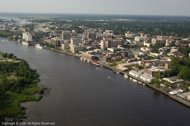 Wilmington (NC) United States  city photo : Wilmington City Docks in Wilmington, North Carolina, United States